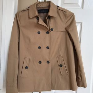 Woman's Trench Jacket